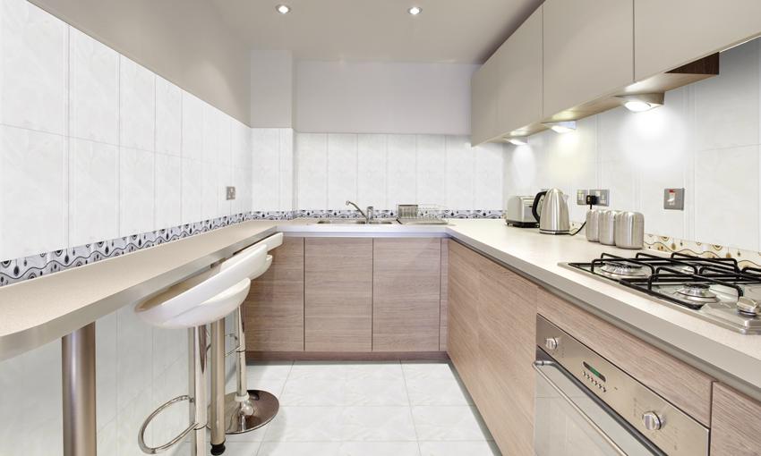 Mẫu gạch ốp tường bếp đẹp
