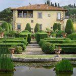 sân vườn quý tộc