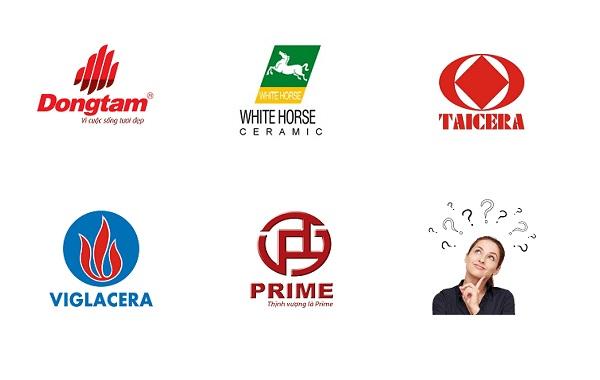 Các thương hiệu gạch lát nền