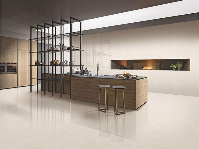 Cách chọn gạch lát nền bếp đẹp 2021