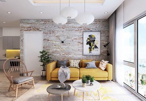 Top 5 mẫu gạch ốp phòng khách bán chạy nửa năm 2020 5