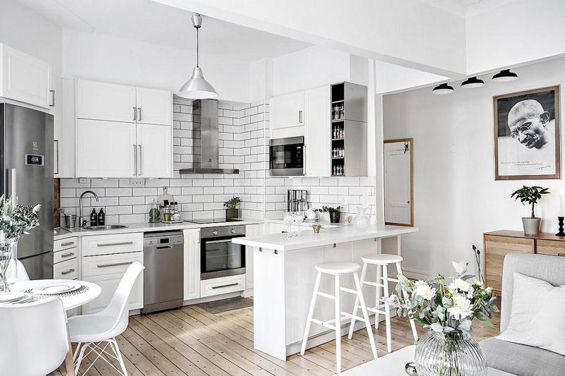 Những yêu cầu khi lựa chọn gạch ốp tường cho phòng bếp