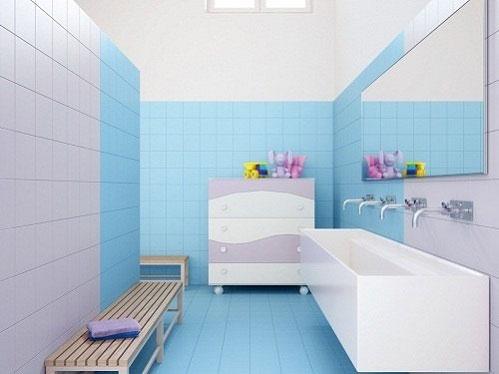 [Cập nhật] 30+mẫu gạch lát nền nhà tắm đẹp dẫn đầu xu hướng 2021 14