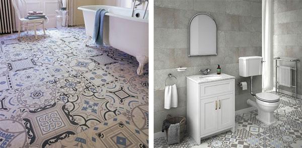 [Cập nhật] 30+mẫu gạch lát nền nhà tắm đẹp dẫn đầu xu hướng 2021 15