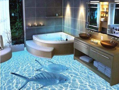 [Cập nhật] 30+mẫu gạch lát nền nhà tắm đẹp dẫn đầu xu hướng 2021 16