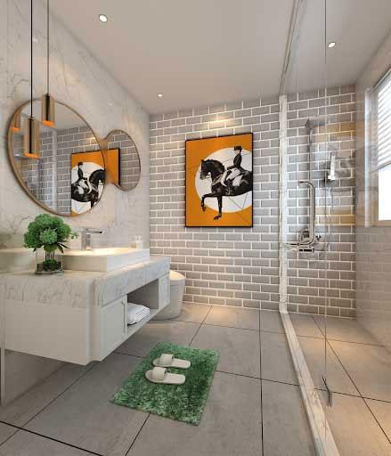 [Cập nhật] 30+mẫu gạch lát nền nhà tắm đẹp dẫn đầu xu hướng 2021 25