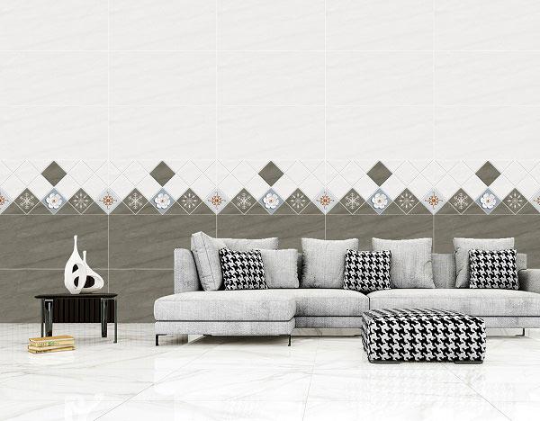 Điểm danh những mẫu gạch ốp tường phòng khách đẹp nhất 1