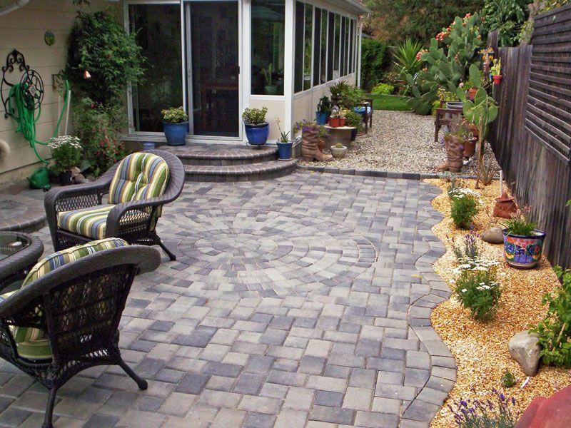 Chọn vật liệu gạch lát sàn cho sân vườn đẹp-07