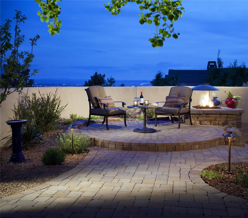 Chọn vật liệu gạch lát sàn cho sân vườn đẹp-08