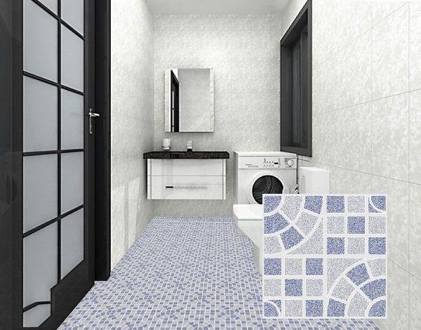 cách chọn gach lát nền nhà tắm